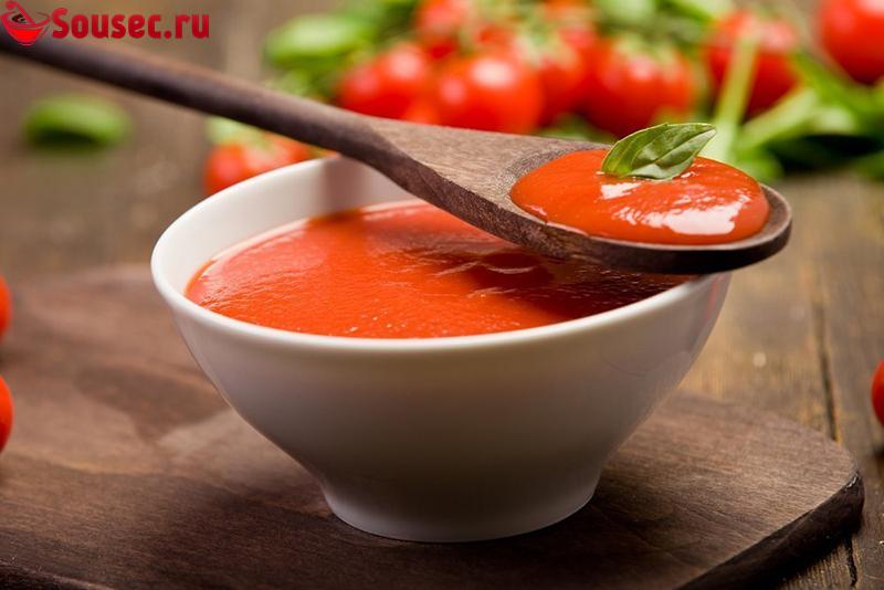 Томатный соус для шаурмы