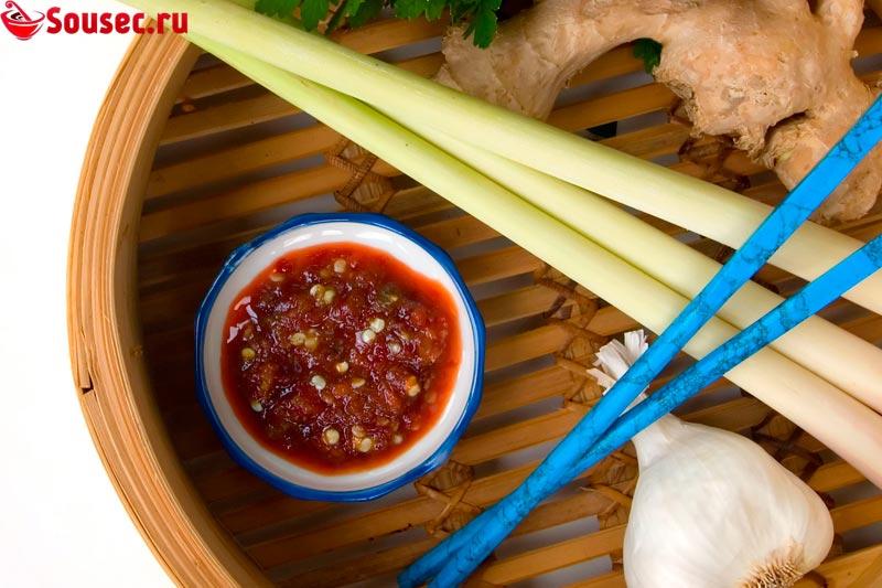 Вьетнамский тамариндовый соус
