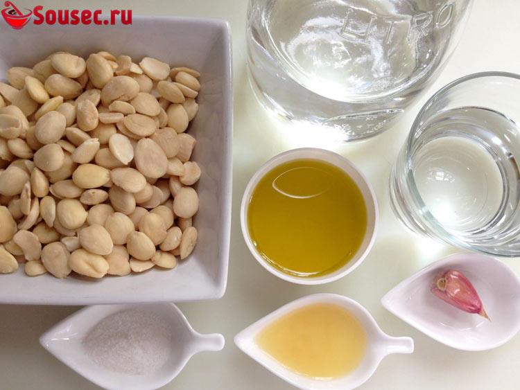 Ингредиенты для супа ахобланко