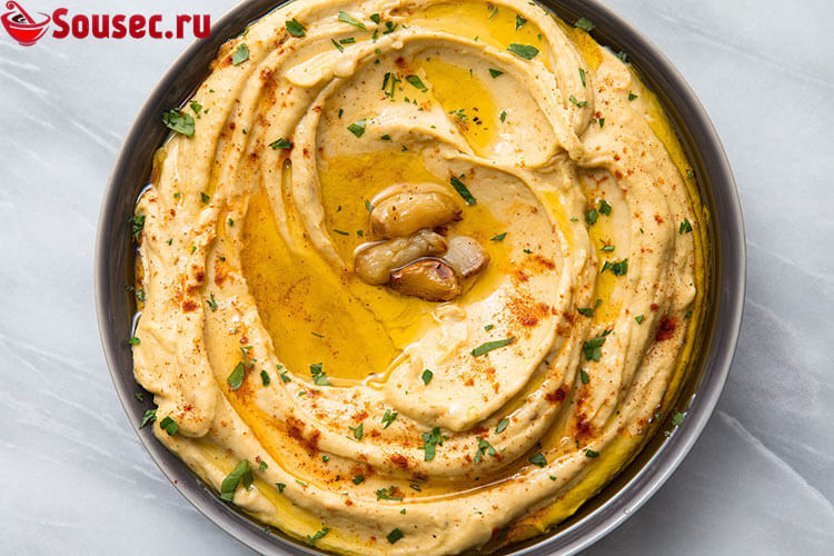 Еврейский хумус