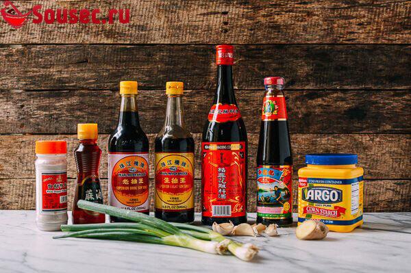 Китайские соевые соусы