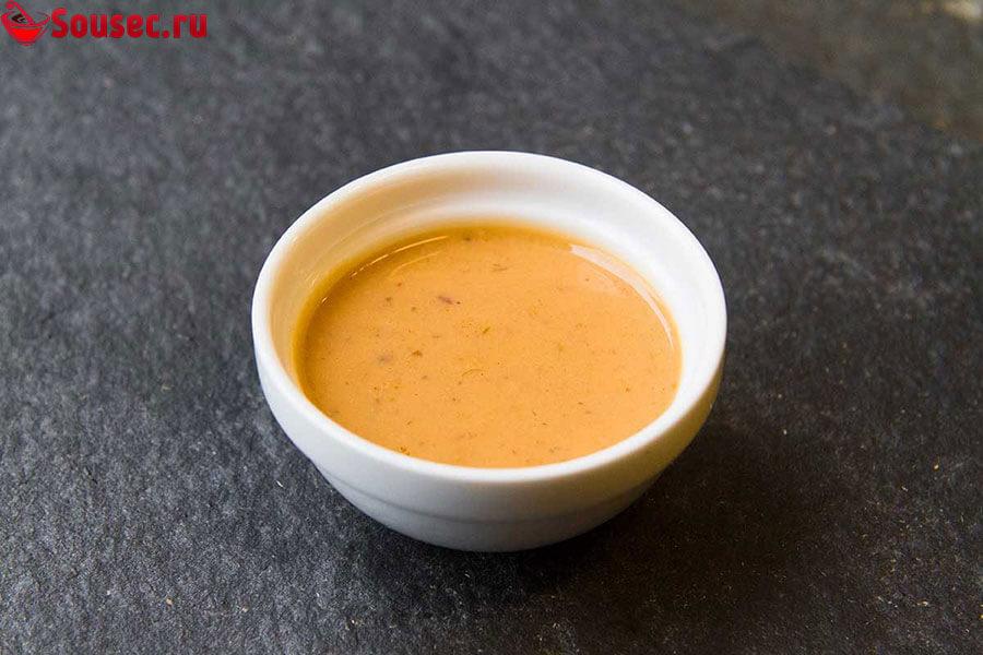 Кокосовый соус