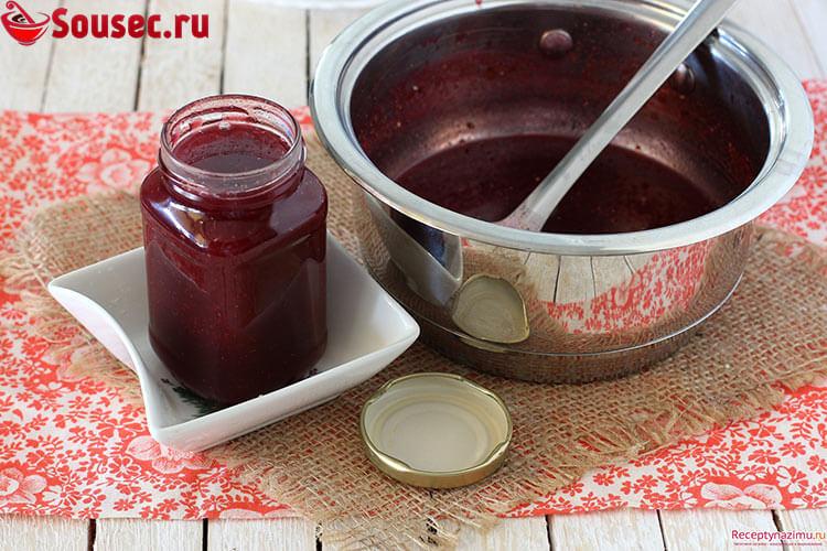 Соус из смородины на зиму