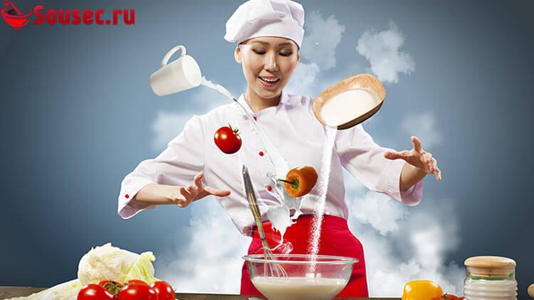Мастер кулинарии