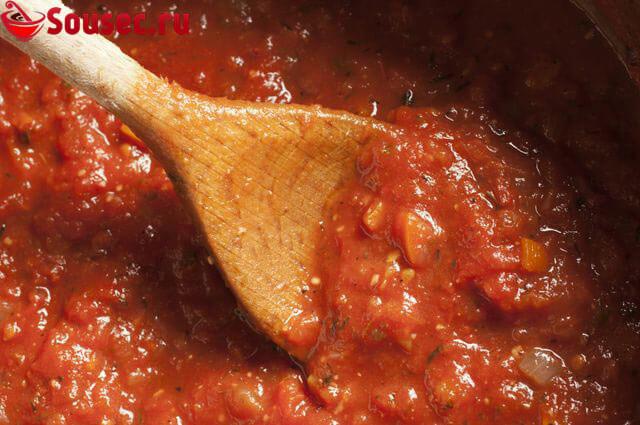 Домашний Буздякский соус