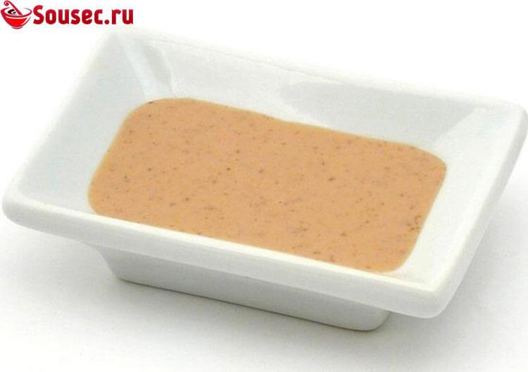 Ореховый соус Агресто