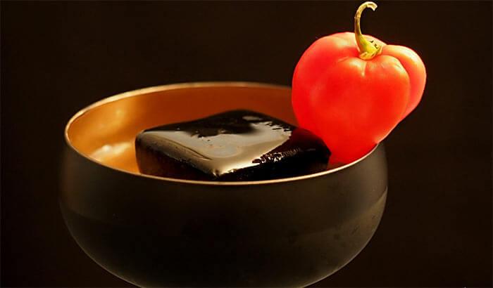 Коктейль обжигающая маргарита с хабанеро