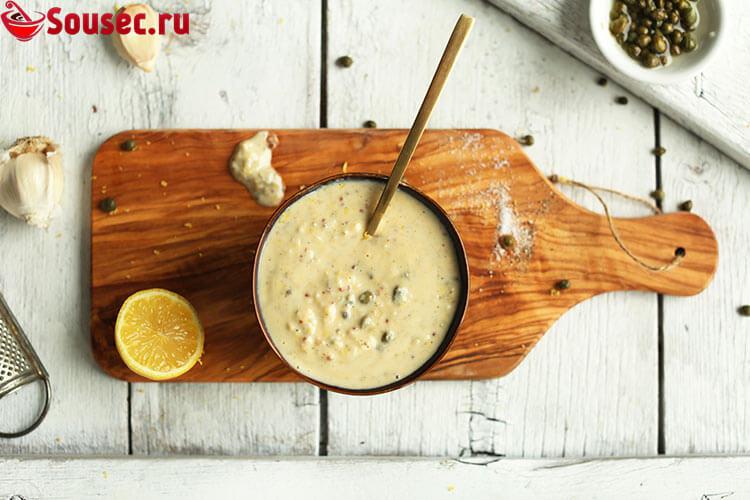 Оригинальный соус для Чуки