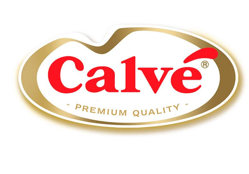 Логотип торговой марки Кальве