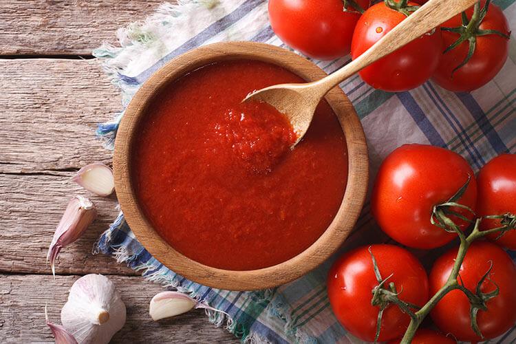 Кетчуп с чесноком