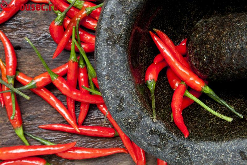 Тайский перец Чили