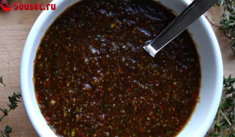 Маринад для мяса «Ямайский Джерк»